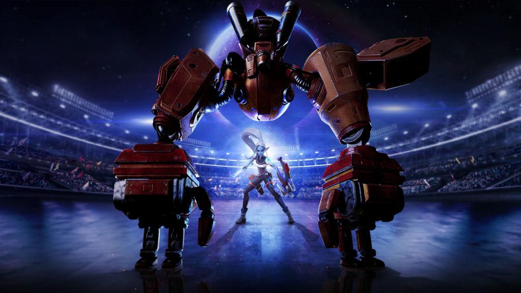 Tenacious Entertainment announces Battleverse Champions!